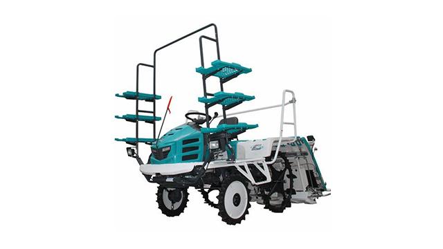 Rice Transplanter (Ride On Type) 640x360